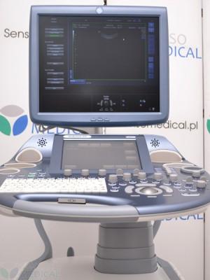 Aparat USG ultrasonograf GE Voluson E8 Expert 4D BT13 HD Live Elastografia