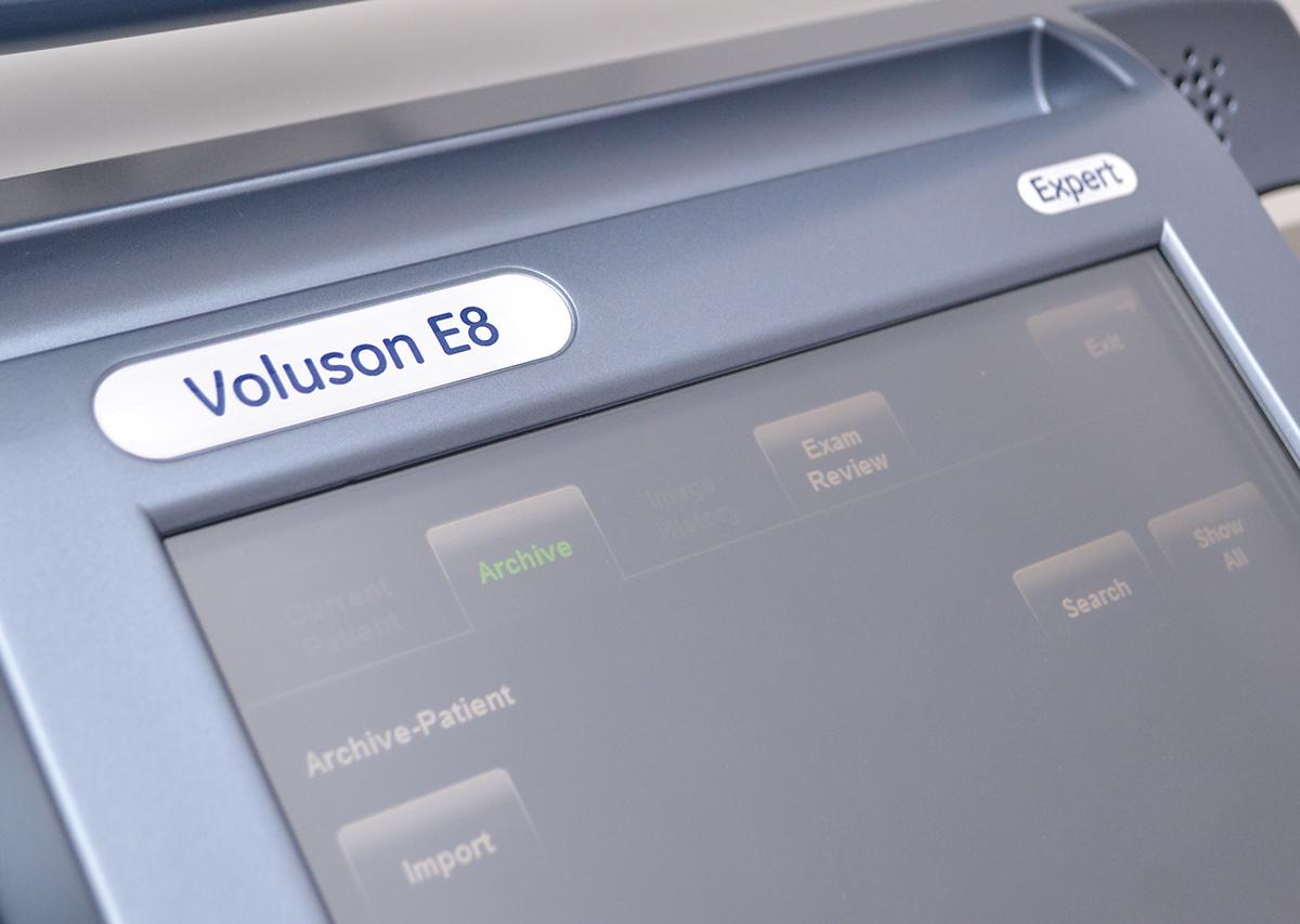 GE Voluson E8